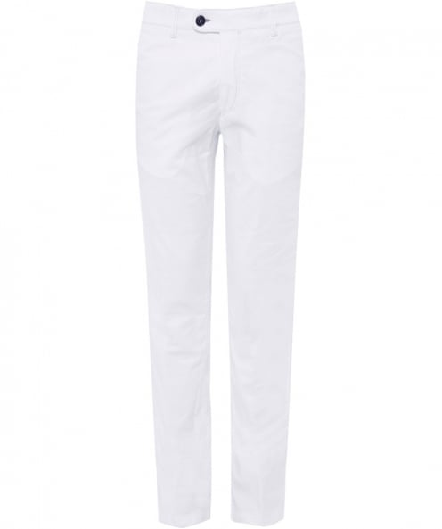 Fynch-Hatton Flat Front Togo Summer Trousers