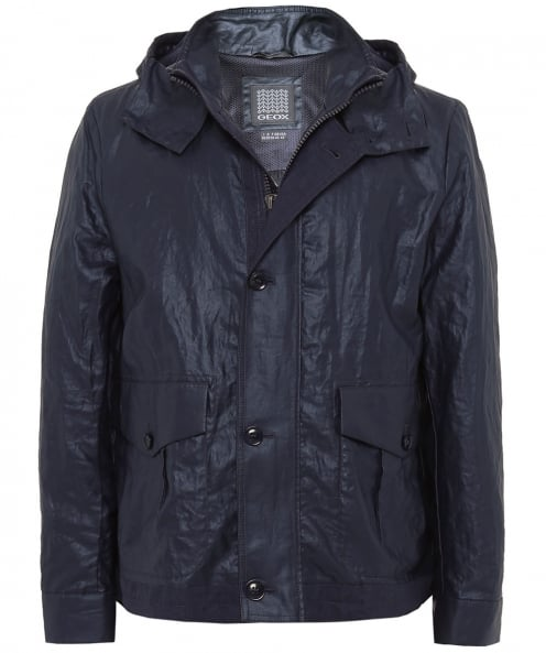 Geox Short Wax Field Jacket