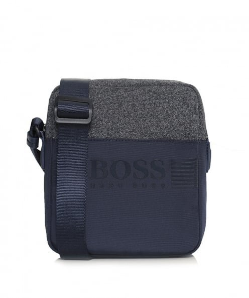 BOSS Green Pixel M_Ns zip Cross Body Bag