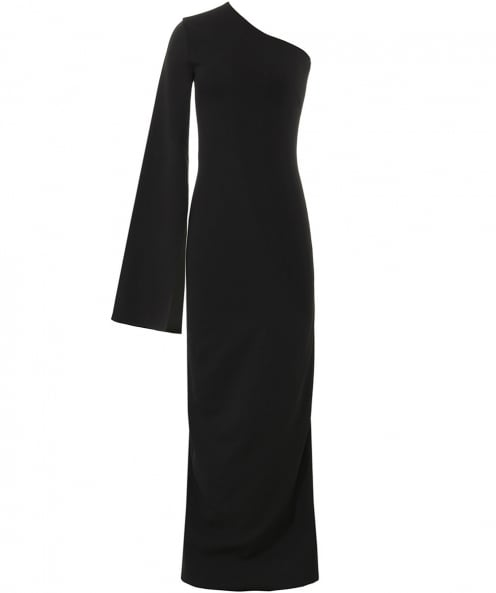 Solace London Ysabel One Sleeve Maxi Dress