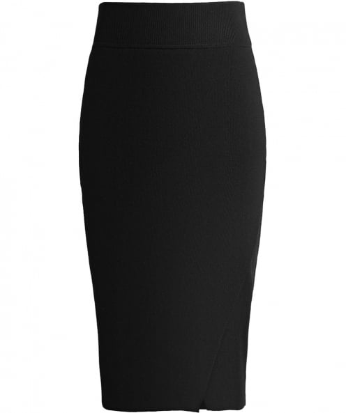 Kendall and Kylie Overlap Pencil Skirt