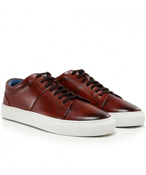 Oliver Sweeney Leather Laine Trainers