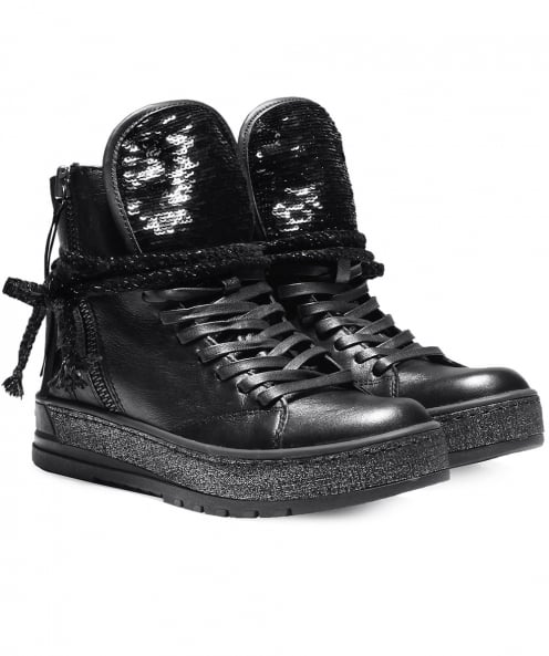Crime London Hakney Star Boots