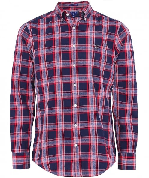 Gant Regular Fit Tech Prep Oxford Shirt