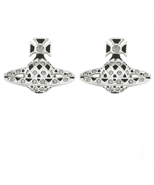 Vivienne Westwood Accessories Harlequin Orb Earrings