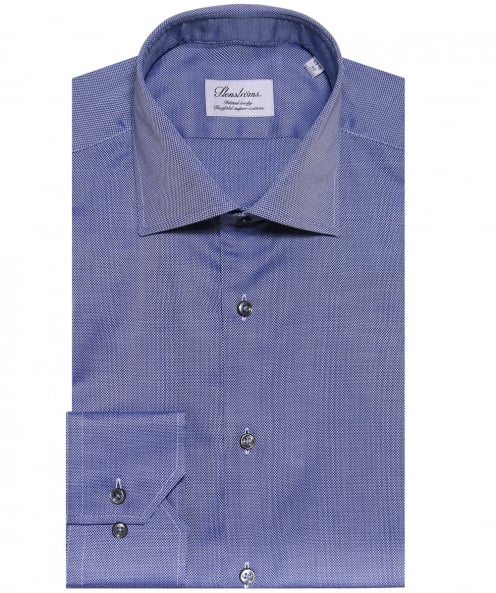 Stenstroms Fitted Woven Shirt