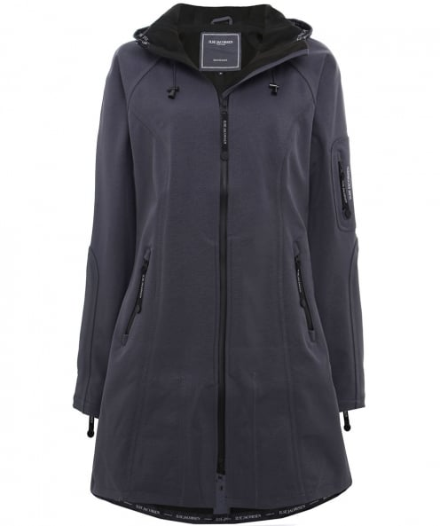 Ilse Jacobsen Soft Shell 3/4 Raincoat