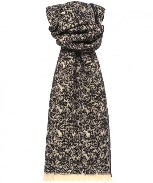 Rino and Pelle Ferina Long Fleck Scarf
