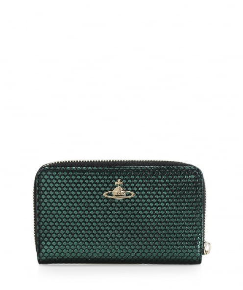 Vivienne Westwood Accessories Florence Zip Wallet