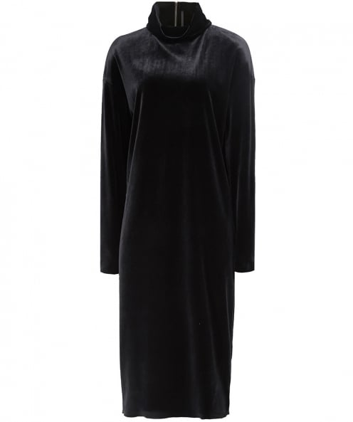Annette Gortz Velvet High Neck Lori Dress