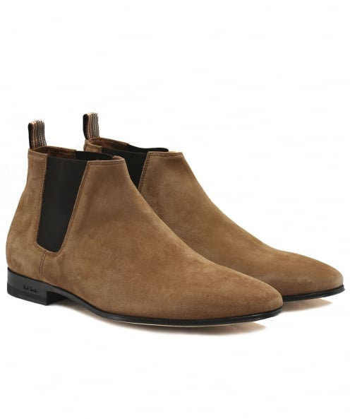 PS by Paul Smith Suede Marlow Chelsea Boots