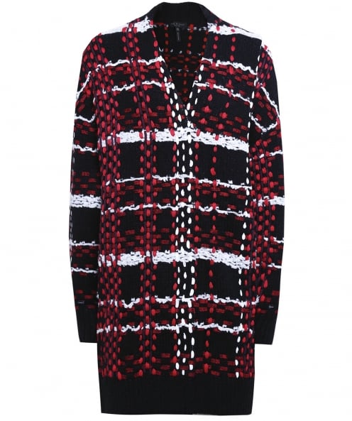 Rag and Bone Embellished Wool Dawson Coat