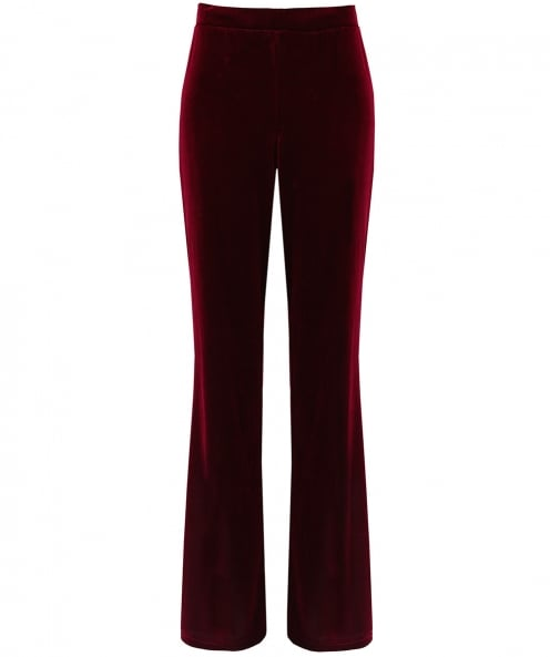 Ilse Jacobsen Velvet Trousers