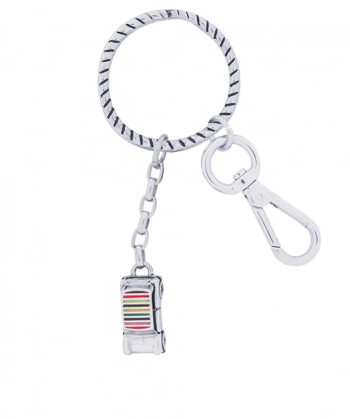 Paul Smith Mini Car Keyring