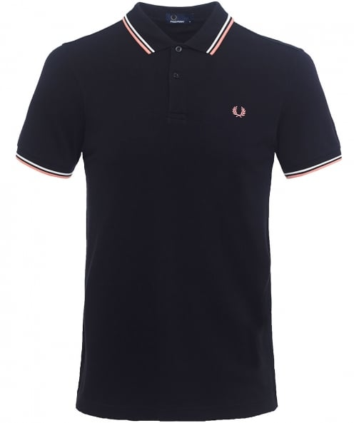Fred Perry Twin Tipped M3600 Polo Shirt