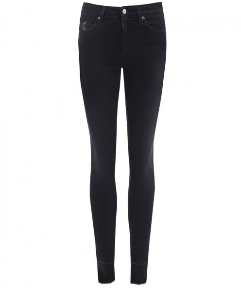 Vivienne Westwood Anglomania High Waisted Super Skinny Jeans