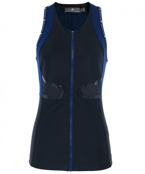 adidas by Stella McCartney Run Racer Back Tank Top