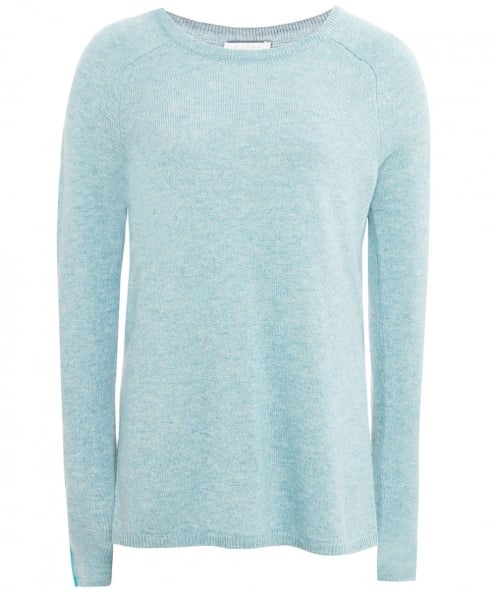 Duffy Cashmere Side Slit Jumper