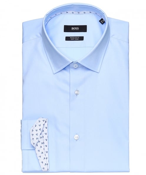 BOSS Regular Fit Gelson Shirt