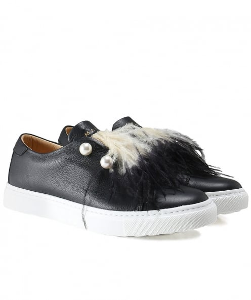 Maimai Ombre Feather Eusy Trainers