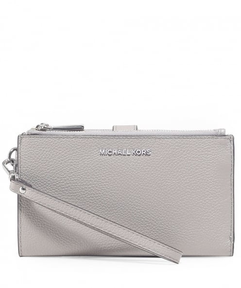 MICHAEL Michael Kors Mercer Pebble Phone Wristlet