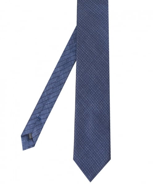 Stenstroms Silk Patterned Tie