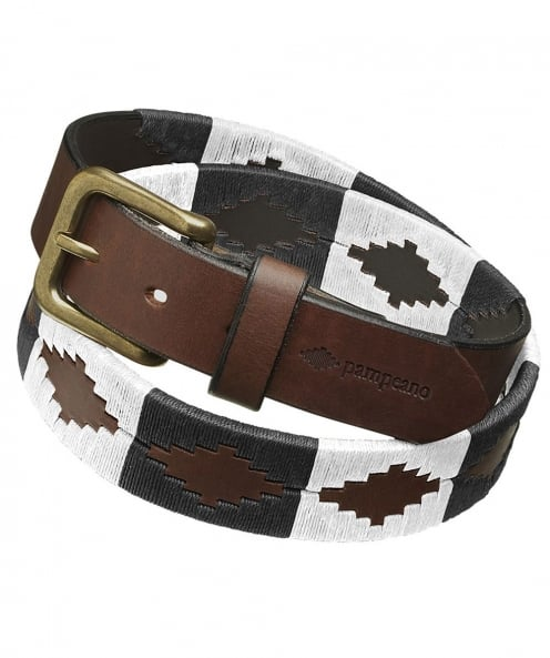 Pampeano Leather Magdalen College Polo Belt