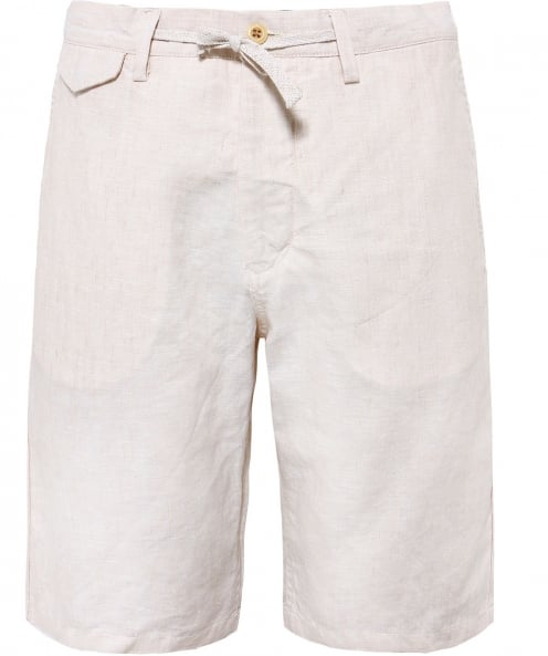 Gant Relaxed Fit Linen Shorts