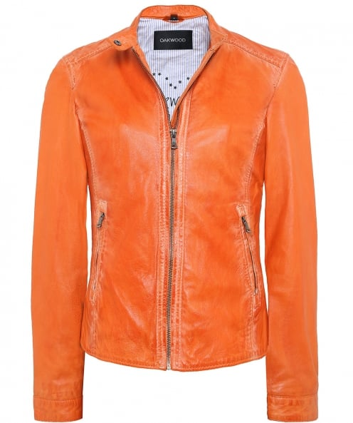 Oakwood Paradis Leather Jacket
