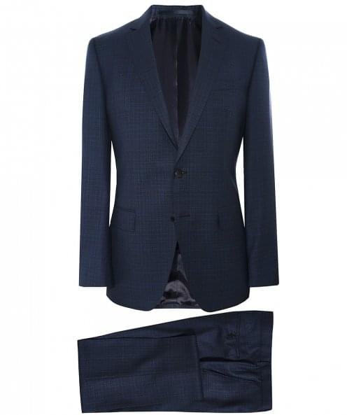 BOSS Slim Fit Virgin Wool Huge6/Genius5 Suit