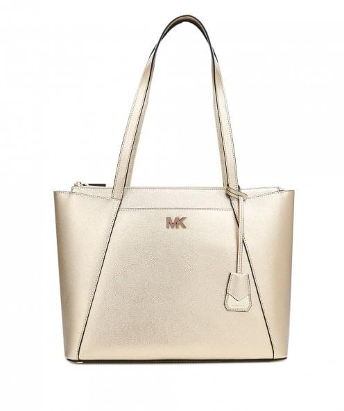MICHAEL Michael Kors Metallic Maddie Medium Tote Bag