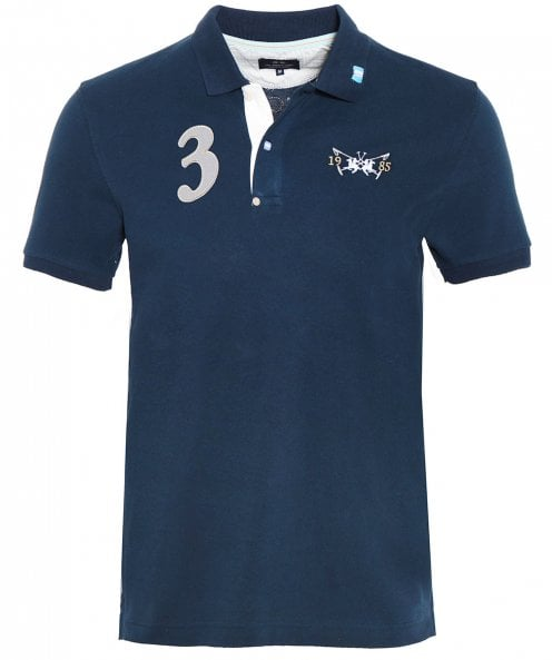 La Martina Regular Fit Zed Polo Shirt