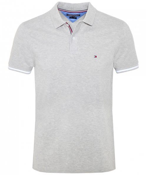 Tommy Hilfiger Regular Fit Tipped Polo Shirt