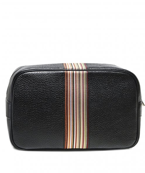 Paul Smith Signature Stripe Wash Bag