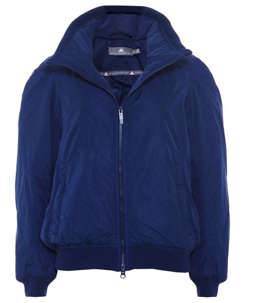 adidas by Stella McCartney Track Short Padded Jacket