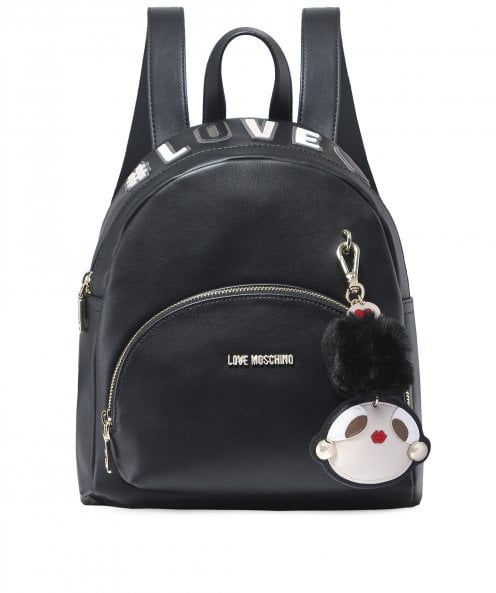 Moschino Love Moschino Keyring Love Backpack