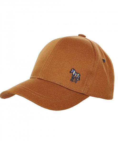 PS by Paul Smith Twill Cotton Zebra Cap