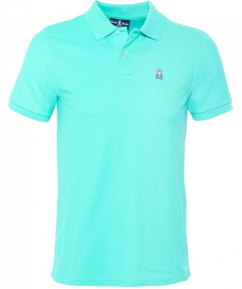 Psycho Bunny Pima Cotton Classic Polo Shirt