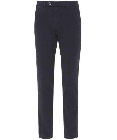 Circolo 1901 Slim Fit Jersey Cotton Trousers