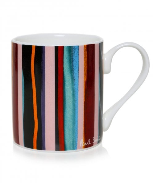 Paul Smith Bone China Expressive Stripe Mug