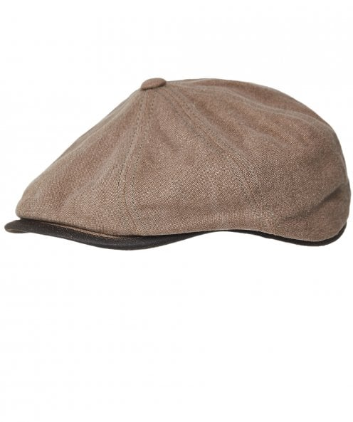 Stetson Cotton Canvas Hatteras Cap