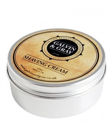125ml Sandalwood Shaving Cream