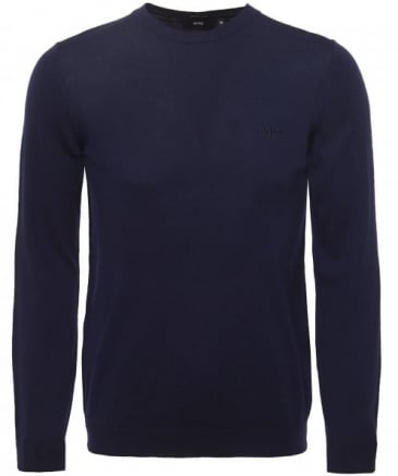 Virgin Wool Botto_L Jumper