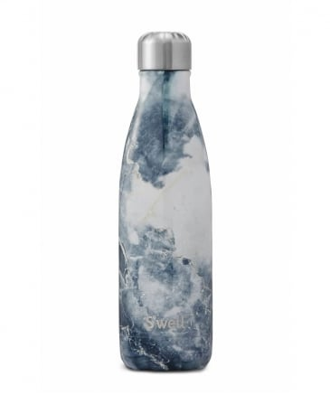 17oz Blue Granite Water Bottle