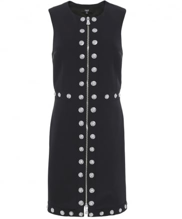 Studded Racer Back Dress
