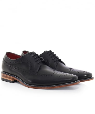 Calf Leather Callaghan Derby Shoes
