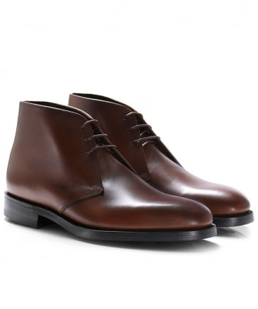 Leather Pimlico Chukka Boots