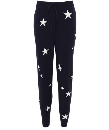 Cashmere Star Joggers