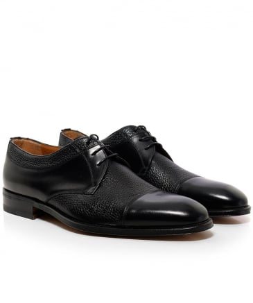 Deerskin Oxford Shoes