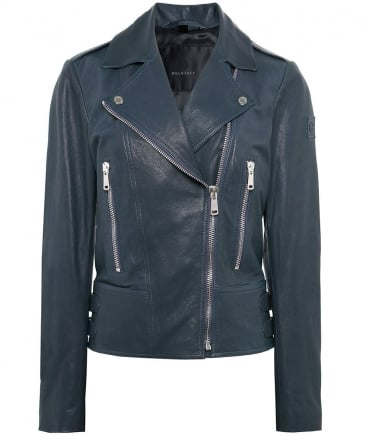 Leather Marving-T 2.0 Jacket